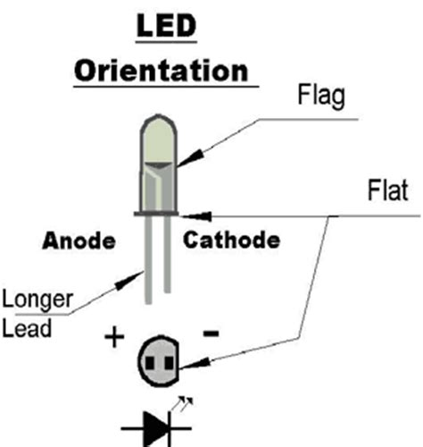 Section Diagram Led Flashlight by Installing Leds With Dcc Decoders Tony S Exchange