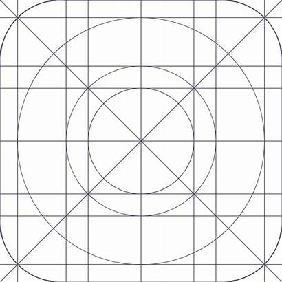App Ios Icon Grid Simulator Apple Mobile