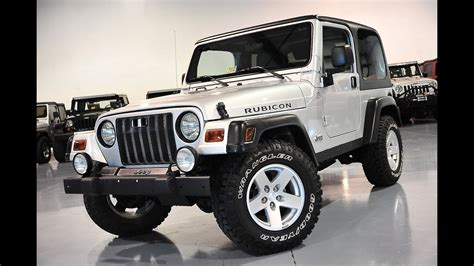 davis autosports  jeep wrangler rubicon   sale youtube