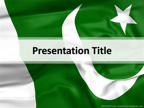 pakistan powerpoint template   powerpoint