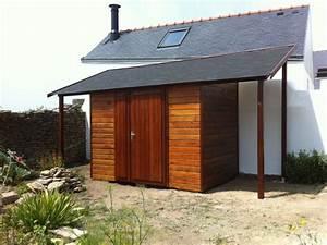 Abri Jardin Sur Mesure : abri jardin carport pergola garage bois sur mesure la baule gu rande ~ Melissatoandfro.com Idées de Décoration