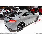 2018 Audi TT RS In Nardo Gray  BenLevycom