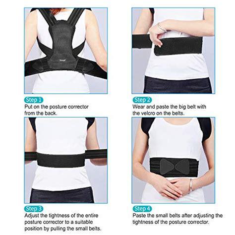 Back Braces for Posture Correction, Vcloo Posture ...