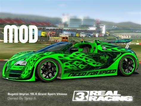 green bugatti real racing 3 bugatti veyron grand sport vitesse 16 4
