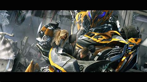 Transformers 4 Bumblebee By Cbpitts On Deviantart