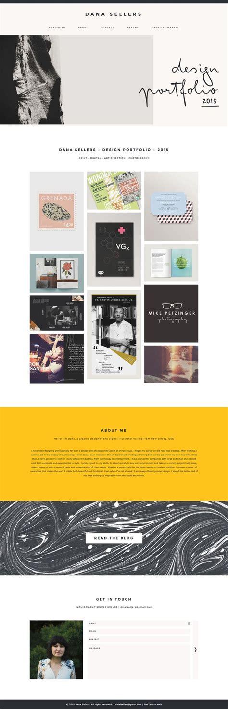 best squarespace template for artist portfolio best 25 portfolio site ideas on pinterest free