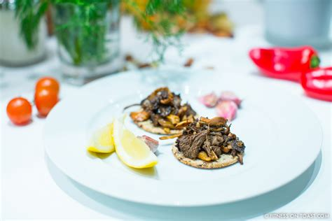 canapé aubergine healthy canape ideas fitness on toast