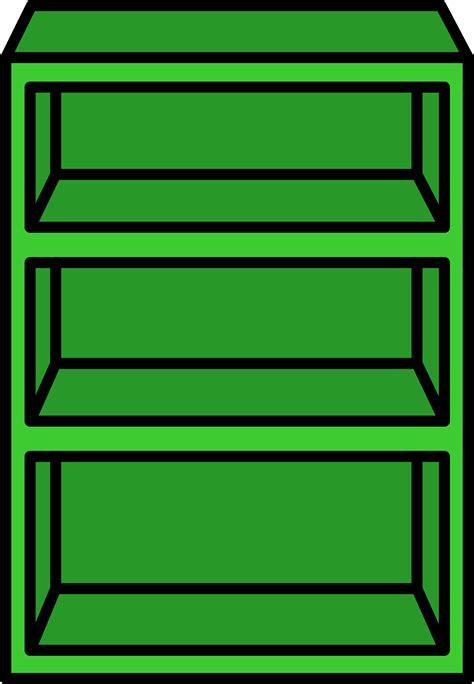 green bookcase club penguin wiki   editable