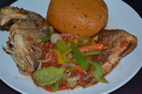 cuisine africaine djenkoumé amiwo cuisine togolaise