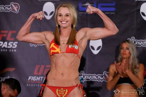 andrea lea issues statement  ufc  fallout im