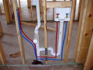 Plumbing Box  U0026 Sink Rough