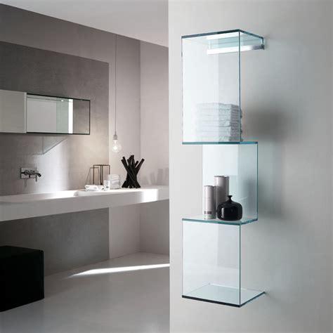 etagere murale en verre design id 233 es de d 233 coration int 233 rieure decor