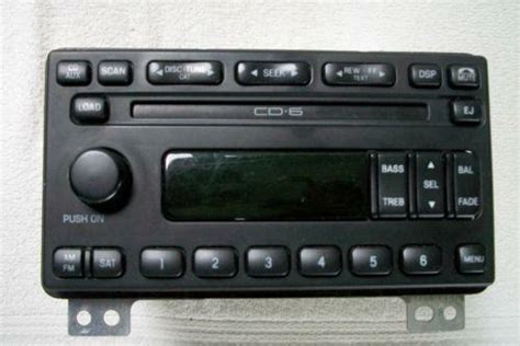 mustang radio ebay