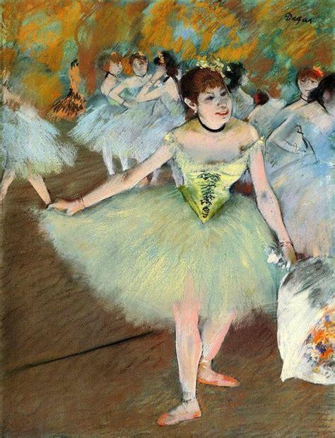 Edgar Degas The Ballet Dancers Tutt Art Pittura