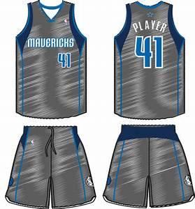 Dallas Mavericks Alternate Uniform - National Basketball ...