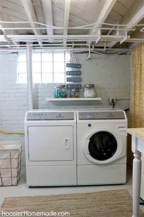 Laundry Room Makeover  Hoosier Homemade