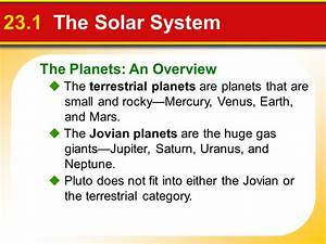 Solar System Review - Presentation Astronomy - SliderBase