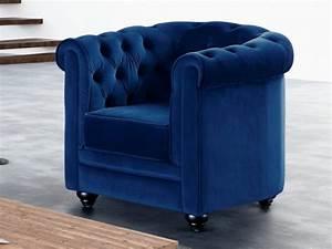 Fauteuil Chesterfield Pas Cher : fauteuil tissu pas cher fauteuil relax design tendance pas cher page 2 ~ Teatrodelosmanantiales.com Idées de Décoration