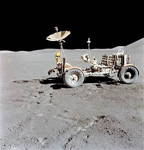 The Apollo Lunar Roving Vehicle