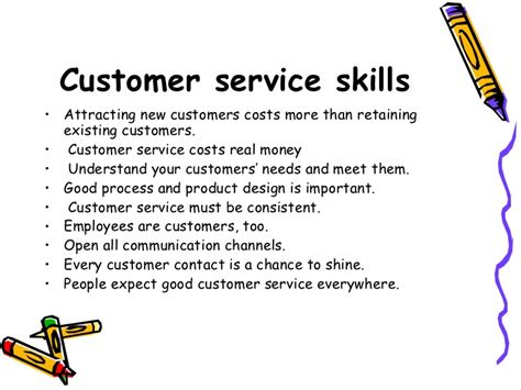 Excellent Customer Service Skills Resume by Excellent Customer Service Skills Resume 20 Images