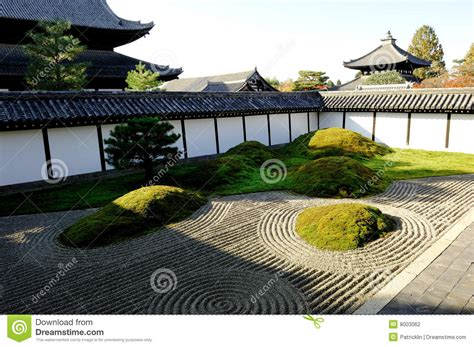 Japanische Zen Gärten by Japan Zen Garten Stockfoto Bild Tokyo Traditionell