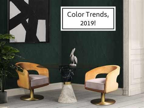 Design Color Trends-designing An Aesthetic Interior