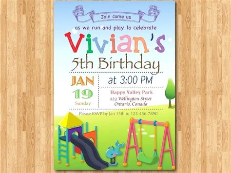 13 brilliant zoom party hacks and ideas you should know about. playground birthday invitations zoom indoor playground birthday party invitation | Birthday ...