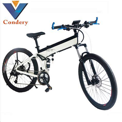 New 26inch Mountain Bike Folding Electric Bike Buy