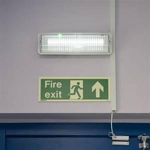 Led Emergency Lighting Bulkhead