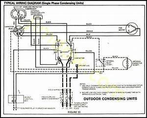 Evcon Condensing Unit Wiring Diagram