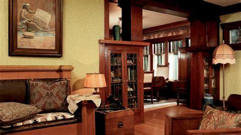 craftsman simplicity  seattle design   arts