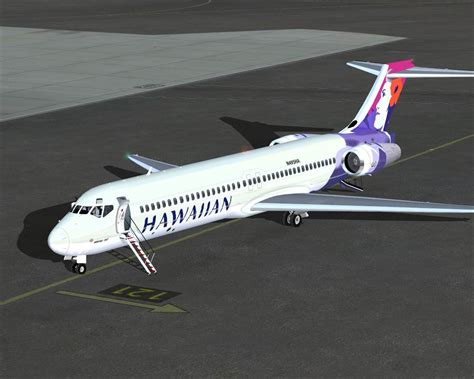 New Product Boeing B717-200 For FS2004/FSX Addons - FSX ...