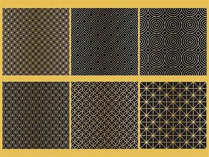 Line Golden Patterns Freevector Graphics