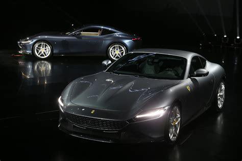 2021 model ferrari roma has a mileage of 0 km and is for sale in dubai at vip motors. See the Ferrari Roma's World Premiere in Rome