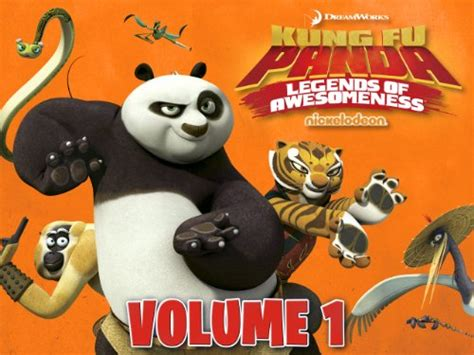 Legends Of Awesomeness Volume 1