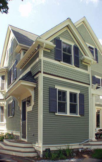 Traditional Exterior Historic Victorian Homes Design