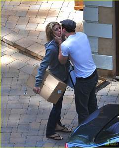Full Sized Photo of kellan lutz annalynne mccord kissing ...