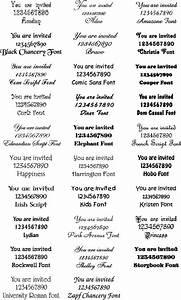 Wedding invitation font vintage wedding for Traditional wedding invitations font