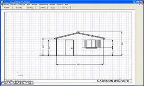 logiciel de dessin industriel gratuit dessin technique 2d simple