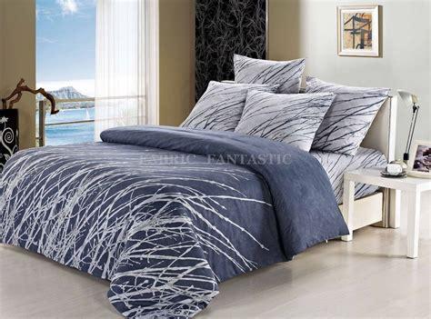 100% Cotton Esha Tree Double Size Bed Duvet/doona/quilt
