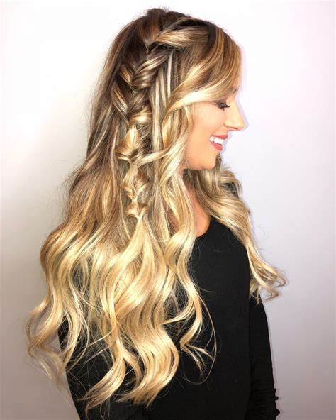 27 easy diy date hairstyles for your special