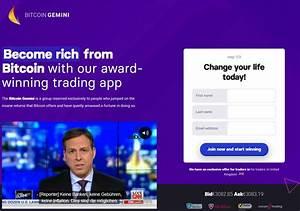 Bitcoin Price - BTC Gemini