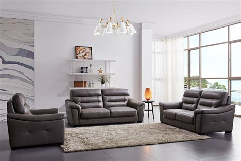 Sofa Design Richmond Va by Brown Italian Leather Sofa Set Cincinnati Ohio Esf Richmond