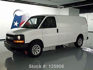 Sell Used 2010 Chevy Express 1500 Cargo Van 4 3l V6 Partition 55k Texas Direct Auto In Stafford