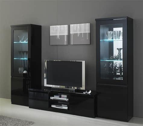 cuisine noir meuble tv plasma roma armonia armonia