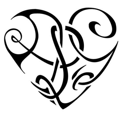 tatuaggi cuore e lettere tatuaggi lettere l cuore donnee it