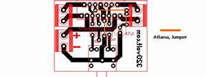 Tda7377 Amplifier Circuit  12v Stereo 30w