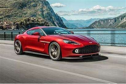 Aston Vanquish Martin Zagato Wallpapers Concept Cars