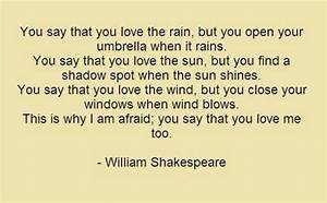 30 Attractive And Loving Shakespeare Quotes That Will ...