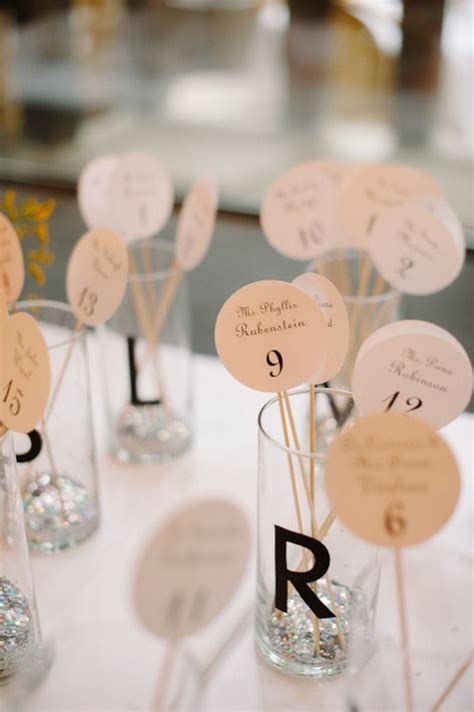 trending wedding seating chart display ideas